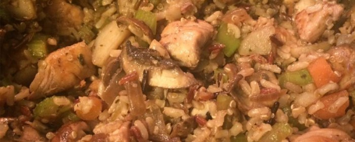 Easy Gluten Free Chicken and Rice Dinner Recipes