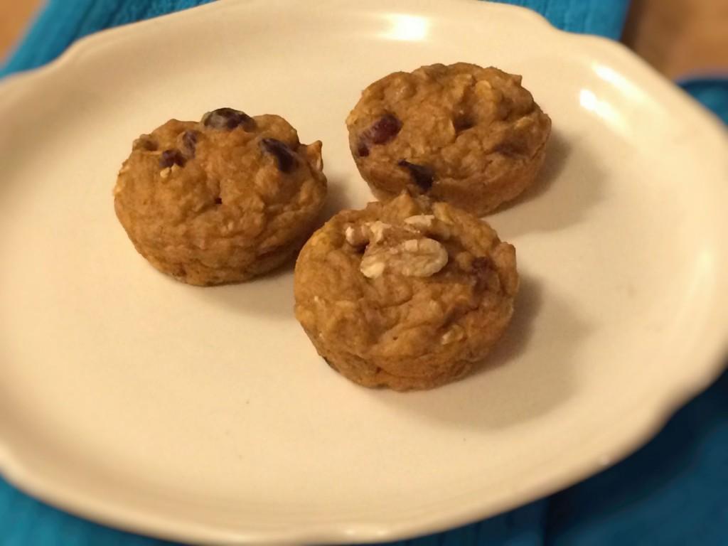 Healthy Sweet Potato Muffins Recipe